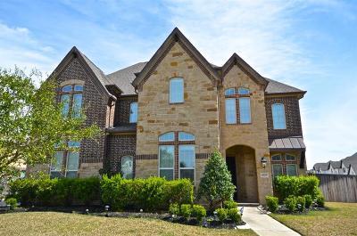 Manvel Single Family Home For Sale: 4329 Buffalo Berry Lane