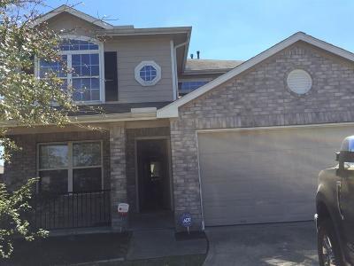 Houston TX Single Family Home For Sale: $165,000