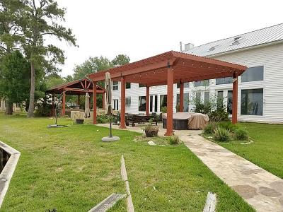 Willis Single Family Home For Sale: 9177 Escondido Drive