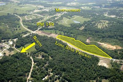 Montgomery Farm & Ranch For Sale: 0000 Lone Star Parkway