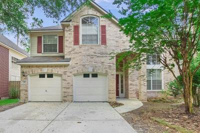 The Woodlands Single Family Home For Sale: 26 Wildflower Trace Place