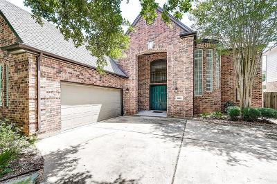 Houston Single Family Home For Sale: 1331 Trace Drive