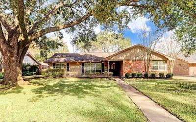 Houston TX Single Family Home For Sale: $925,000