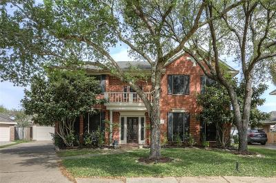 Pearland Single Family Home For Sale: 2803 Red Oak Lane