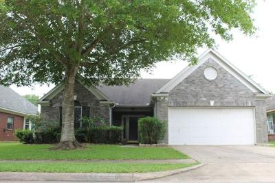 Pearland Rental For Rent: 2922 Veva Drive