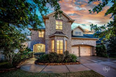 Fulshear Single Family Home For Sale: 5535 Cedar Elm Lane