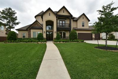 Cypress Single Family Home For Sale: 14119 Boerne Country Drive