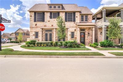 Cypress Single Family Home For Sale: 18218 Lake Eagle Drive