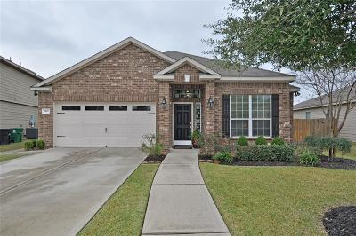 Kingwood Single Family Home For Sale: 5607 Straight Way