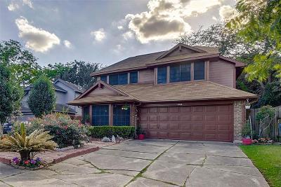 Rosenberg Single Family Home For Sale: 1912 Greenwood Drive