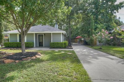 Willis Single Family Home For Sale: 8904 E Buffalo Circle