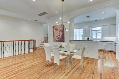 Houston Condo/Townhouse For Sale: 820 Cohn Street