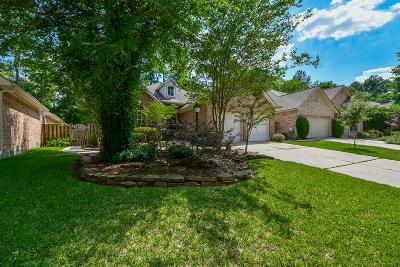 The Woodlands Single Family Home For Sale: 15 Tethered Vine Place