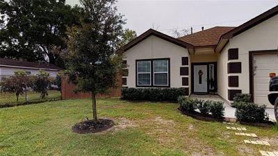 Galveston County, Harris County Single Family Home For Sale: 9931 Porto Rico Road
