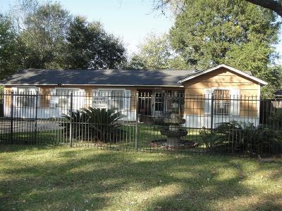Houston Single Family Home For Sale: 413 Cresline Street