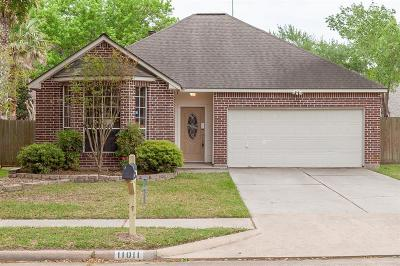 Tomball Single Family Home For Sale: 11011 Winspring Drive