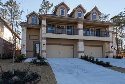 Conroe Condo/Townhouse For Sale: 120 Skybranch Drive