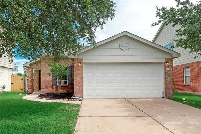 Katy TX Single Family Home For Sale: $184,900