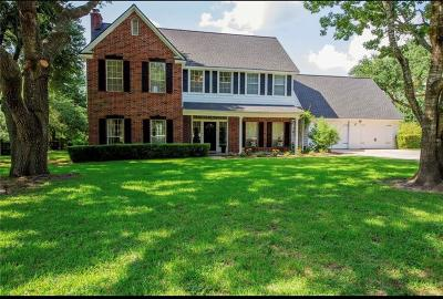 Tomball Single Family Home For Sale: 18810 Hilltop Lane