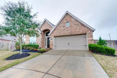 Pearland Single Family Home For Sale: 12312 Harmony Hall Court