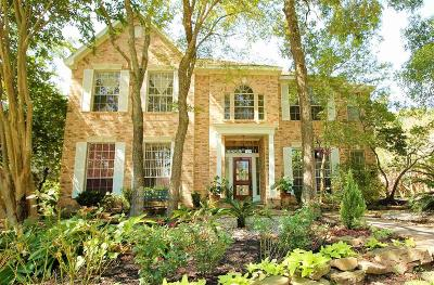 The Woodlands TX Single Family Home For Sale: $356,000