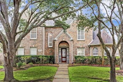 Houston Single Family Home For Sale: 19802 Maple Chase Lane