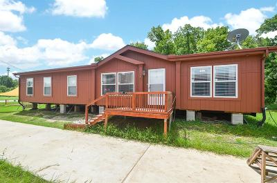 Fort Bend County Single Family Home For Sale: 555 Pittman Road