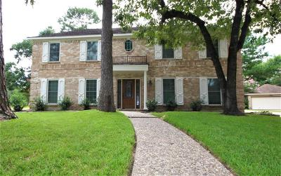Cypress Single Family Home For Sale: 12854 Highland Hills Drive