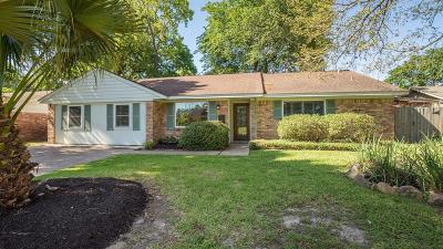 Houston Single Family Home For Sale: 3802 Gardendale Drive