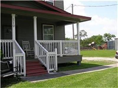 La Marque Multi Family Home For Sale: 110 Carolyn Street