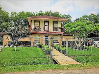 Missouri City Single Family Home For Sale: 1122 Barker Street