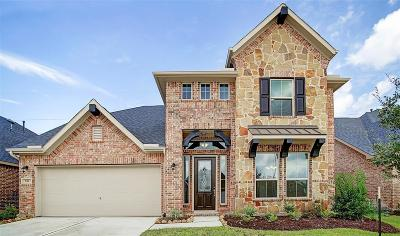Tomball Single Family Home For Sale: 118 Covington Court