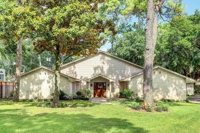 Hedwig Village Single Family Home For Sale: 935 Moss Spring Lane