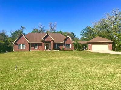 Rosharon Single Family Home For Sale: 1402 China Grove Drive