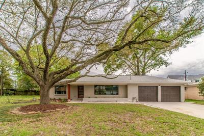 Houston Single Family Home For Sale: 2903 Conway Street