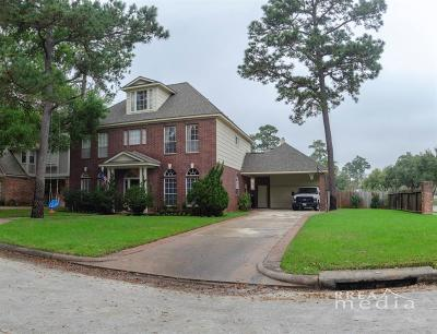 Spring Single Family Home For Sale: 6047 Oak Creek Lane