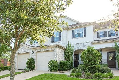 Tomball Condo/Townhouse For Sale: 16148 Limestone Lake Drive