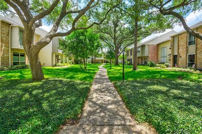 Houston Condo/Townhouse For Sale: 10266 Longmont Drive