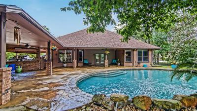 Conroe Single Family Home For Sale: 11882 White Oak Pass
