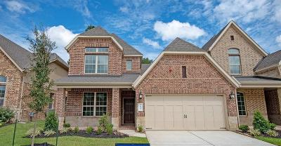 Conroe Condo/Townhouse For Sale: 9038 Meacom Drive