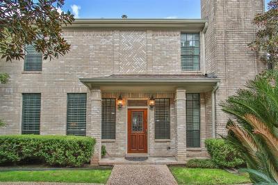Houston Single Family Home For Sale: 1811 Potomac Drive #B