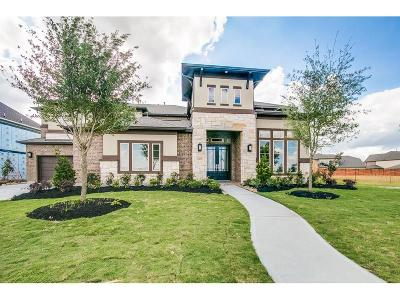 Cypress Single Family Home For Sale: 10419 S Sunrise Shores