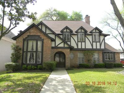 Missouri City Single Family Home For Sale: 3026 Robinson Road
