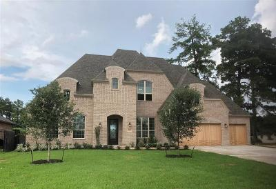 Cypress TX Single Family Home For Sale: $701,064