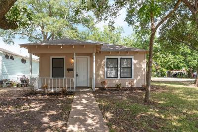 Rosenberg Single Family Home For Sale: 1711 Houston Street