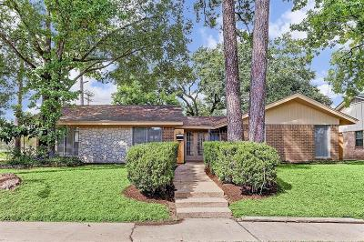 Houston Single Family Home For Sale: 5942 Greenmont Drive
