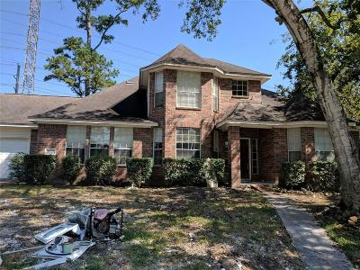 Humble TX Single Family Home For Sale: $140,000