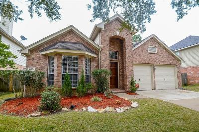Fort Bend County Single Family Home For Sale: 619 Presley Way