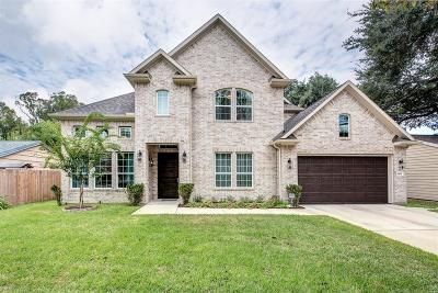 Houston Single Family Home For Sale: 1613 Ronson Road