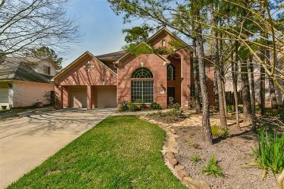 The Woodlands Single Family Home For Sale: 214 Bristol Bend Circle